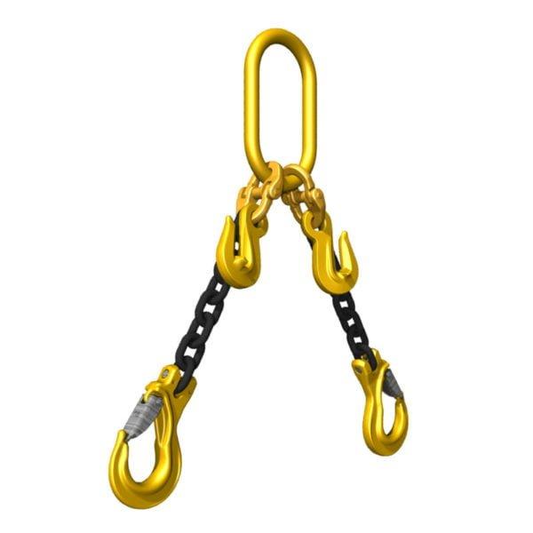 2Leg Budget chain sling