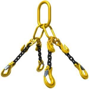 4Leg Budget Chain Sling