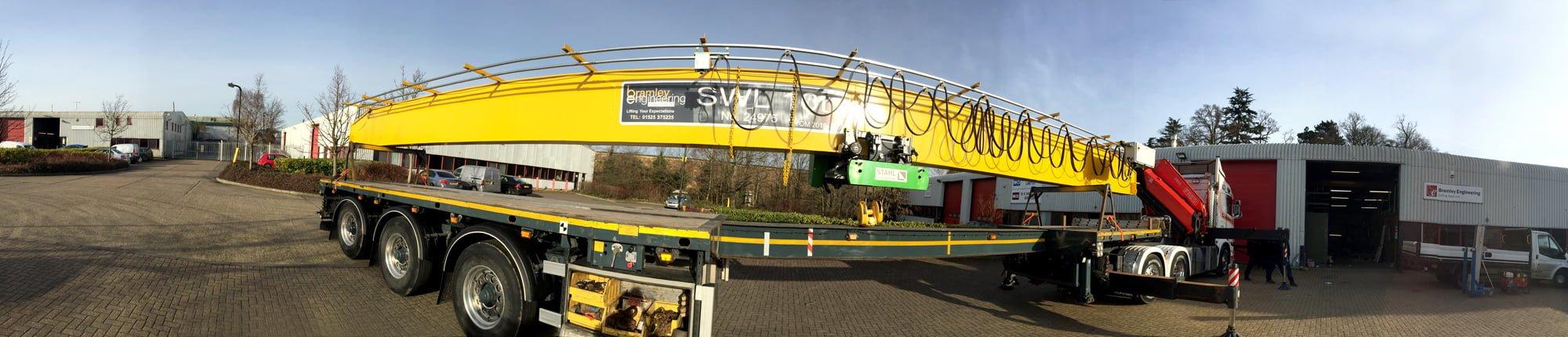 Stratford Car Park Barrier