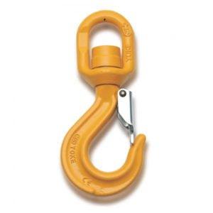 Swivel sling hook