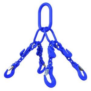 Grade 10 – 4 Leg Chain Sling