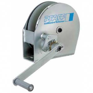 LB wire rope winch stainless stell winch