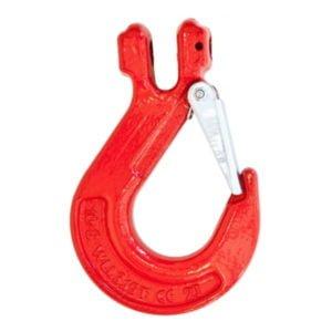 Grade 8 Clevis Sling Hook BS EN 12195-3