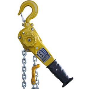 Rail Industry Lever Hoist