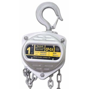 Corrosion Protected Chain Hoist