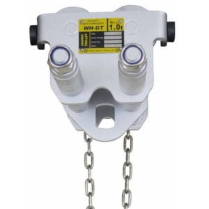 Corrosion Protected Geared Trolley