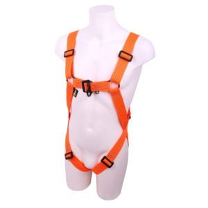 RidgeGear Hi-Vis 2-Point Harness, RGH2 GLOW