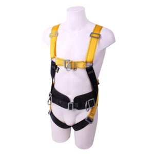 RidgeGear 4-Point Safety Harness (RGH4)